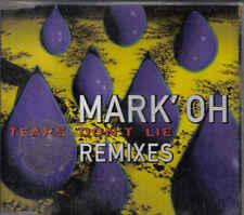 Mark Oh-Tears Dont Lie Remixes cd maxi single