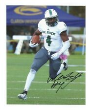 Wes Hills Signed/Autographed Slippery Rock The Rock 8x10 Photo w/Coa