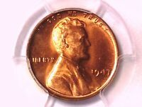 1947 P Lincoln Wheat Cent Penny PCGS MS 65 RD 31472069