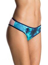 7c911f9e6f ROXY Pop Surf Light Neoprene Surfer Water Wor Bikini Bottoms Small  Erjx403316