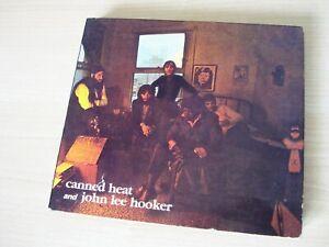 Canned Heat & John Lee Hooker Hooker 'N' Heat 24bit 2 x CD Digipak Magic 2002 NM