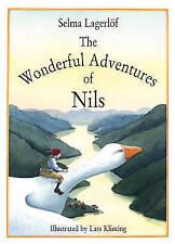 The Wonderful Adventures of Nils by Selma Lagerloef, Selma Lagerlof...