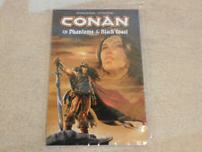 Conan The Phantoms of the Black Coast TPB #1-1ST 2014 Dark Horse