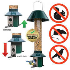 Squirrel Proof Wild Bird Feeder - Mixed Seed / Sunflower Heart Version - PestOff