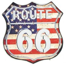 """Vintage Style Route 66"""" Light Up Sign"""
