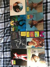 Vinyl Elvis Presley Records Blue Hawaii Live Sun Sessions Country Flaming Star