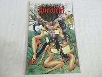 Lightning Comics Kunoichi #1 Nude B Edition w/ COA #298 of 1600 NM- 1996