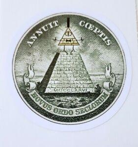 Gravity Falls triangle bill cipher Sticker decal car laptop scrapbook
