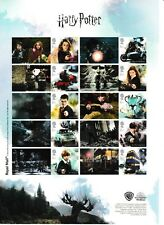 GB LS112 Harry Potter collector sheet MNH 2018