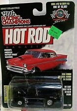 RC HOT ROD MAGAZINE-HOT STREET CARS-ISSUE # 46 - '50 CHEVY PICKUP- REAL RIDERS