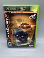 RalliSport Challenge 2 Microsoft Xbox 2004 Complete B