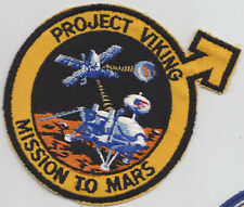 NASA: Patch: Project Viking - Mission to Mars (25)