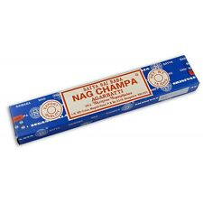 Authentic Nag Champa 180 Grams box - 15g x 12 Boxes - Free Same Day Shipping