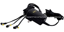 Lemax 74707 SWITCHING MODE POWER ADAPTOR 4.5 V DC 3 OUTPUT Spooky Town New I