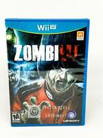 ZombiU - Nintendo Wii U - Brand New | Factory Sealed