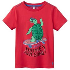 Joules Crew Neck T-Shirts & Tops (2-16 Years) for Boys