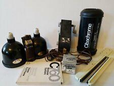 Vintage Camera Film Processing Equipment LOT