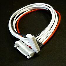 4 Balancer Lipo Akku Adapter Kabel 6S 22.2V JST-XH auf EH Ladekabel Verlängerung