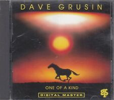 DAVE GRUSIN - one of a kind CD