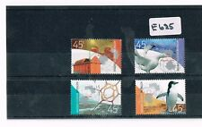 Australian Antarctic Territory 2002 Research 4 Values Sheet Fine Used  E 625