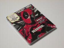 Deadpool 4k UHD Steel book 2 Year Anniversary Edition + Blu-Ray + Digital