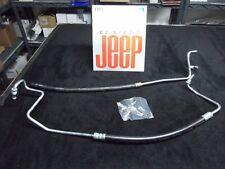CJ laredo, CJ power steering line.
