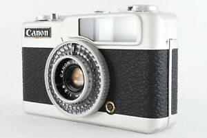 Canon demi EE28 Half Frame 35mm Film Camera from Japan [As Is]