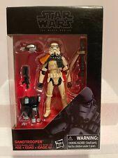 "Star Wars Black Series  - Walmart Excl. 3.75"" AF - Sandtrooper"