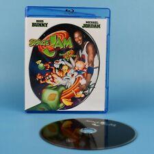 Space Jam Blu-Ray - Michael Jordan + Bugs Bunny - Bilingual - GUARANTEED