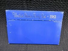 1983 UNITED STATES PROOF SET 5 CLAD COINS IN SEALED BOX