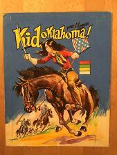 Kid Oklahoma - Couverture Originale - Batet - TBE