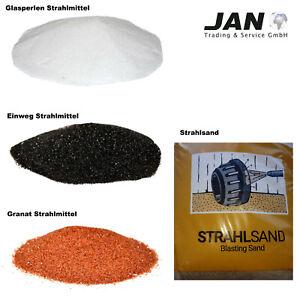 Jan Trading Sandstrahlmittel 25 kg