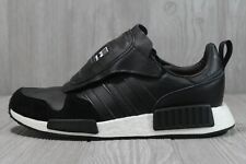 """51 New adidas Micropacer x NMD R1 """"Triple Black"""" EE3625 Men Shoes Size 10 $200"""