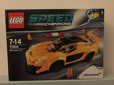 LEGO Speed Champions 75909: McLaren P1  BRAND NEW