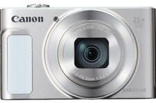 Canon PowerShot SX620 HS WiFi 20.2MP 25x Optical Zoom Digital Camera - Silver
