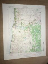 New ListingFennville Mi County Usgs Topographical Geological Survey Quadrangle Map