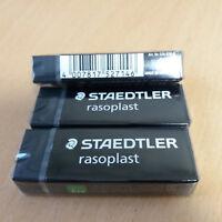 Staedtler Rasoplast Pencil Erasers 526 B30 *FREE POST UK SELLER CHOOSE QTY*