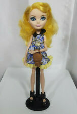 Ever After High Enchanted Picnic Blondie Lockes Doll Mattel 2012