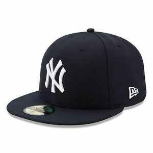 MLB New York Yankees Era Authentic On Field 59FIFTY Fitted Cap Hat Headwear