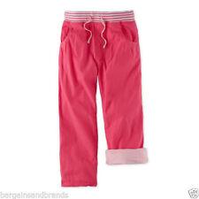 Pantalons pour fille de 2 à 16 ans en 100% coton 4 - 5 ans