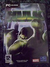 Hulk PC Gran Aventura acción Los vengadores MARVEL HULK en castellano,