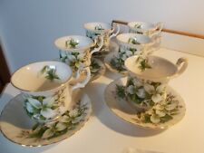 Royal Albert servizio da Caffè serie Trillium in porcellana inglese 12 pezzi