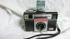 VINTAGE 1970s IMPERIAL MAGIMATIC MAGICUBE X 50 CAMERA  WITH UNUSED MAGICUBE