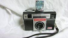 VINTAGE 1970s IMPERIAL MAGIMATIC MAGICUBE X 50 CAMERA  WITH UNUSED MAGICUBE