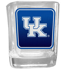 Kentucky Wildcats Square Glass Shot