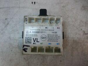 MERCEDE W205 PASSENGER LEFT FRONT DOOR MODULE A2059001311 2014 PRODUCED
