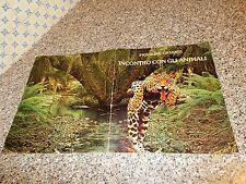 ALBUM INCONTRO CON GLI ANIMALI(suppl.MAZINGA Z) ED.FIMER 1980 COMPLETO MB/OTTIMO