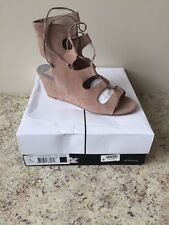 Womens Shoes - Dolce Vita, Louise - Almond Suede - Size 9.5M - NWB