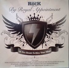 Classic Rock Magazine By Royal Appointment - 16 New Bands Promo CD (CD 2014)