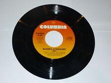 "Barbra Streisand-MOJADO - 1979 US 7"""